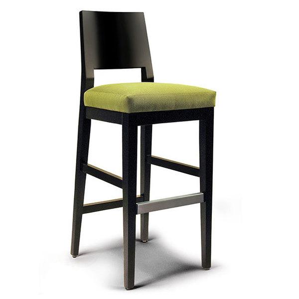 Charter Furniture   BAR STOOLS 7242 BRS   Cheyenne Barstool