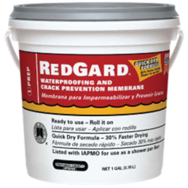 Custom Building Products Waterproofing Membranes Underlayments Redgard And Prevention Membrane