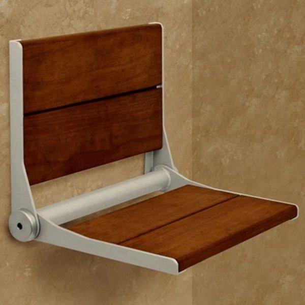 SERENASEAT™ - Fold Down Shower Seat : Invisia : Pro Material ...