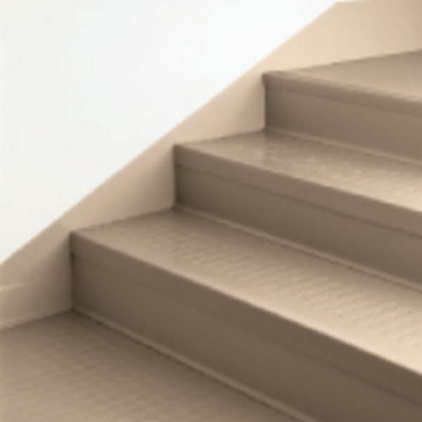 Nice Johnsonite   Stairwell Management VINYL STRINGERS AND RISERS