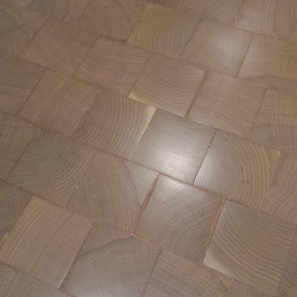 End Grain Floors White Oak End Grain Blocks Old Wood Pro