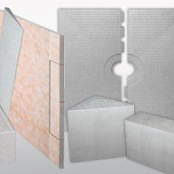 Schluter Systems   Systems For Tile And Stone Schluter KERDI SHOWER ST SC  SR SB L
