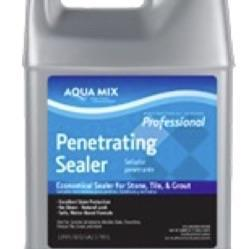 Aquamix Penetrating Sealer : Custom Building Products : Pro
