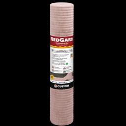Shower Installation Systems - RedGard Uncoupling Mat