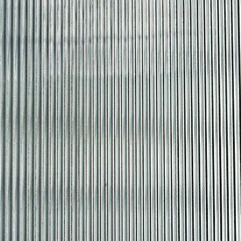 Kiln Cast Studio Line Corduroy Vertical Bermanglass