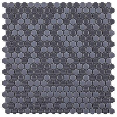 GLAZE MINI HEXAGON : Porcelanosa : Pro Material Solutions: Simply