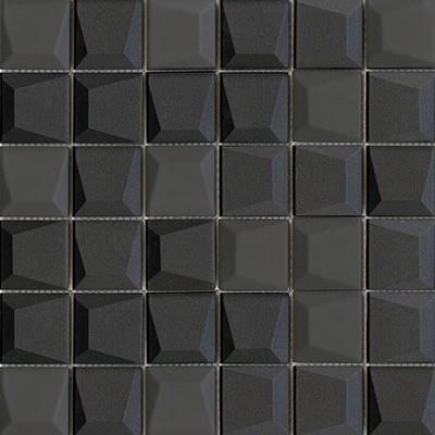 EFFECT SQUARE BLACK : Porcelanosa : Pro Material Solutions