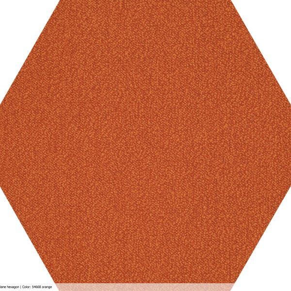 plane hexagon - ecoworx tile