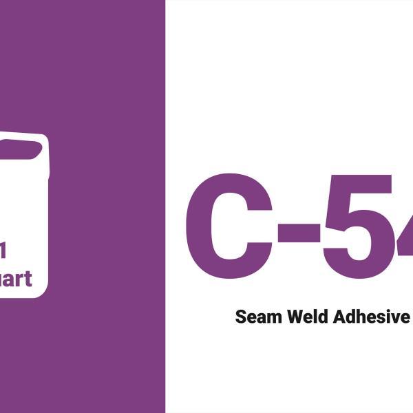 Seam Weld Seam Weld 54 Tarkett Pro Material