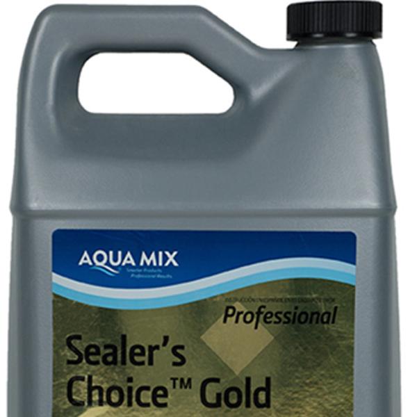 INSTALLATION MATERIALS - Aqua Mix Sealer's Choice Gold
