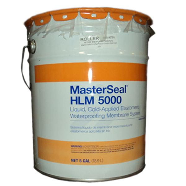 Waterproofing Deck Membranes And Sealants Masterseal