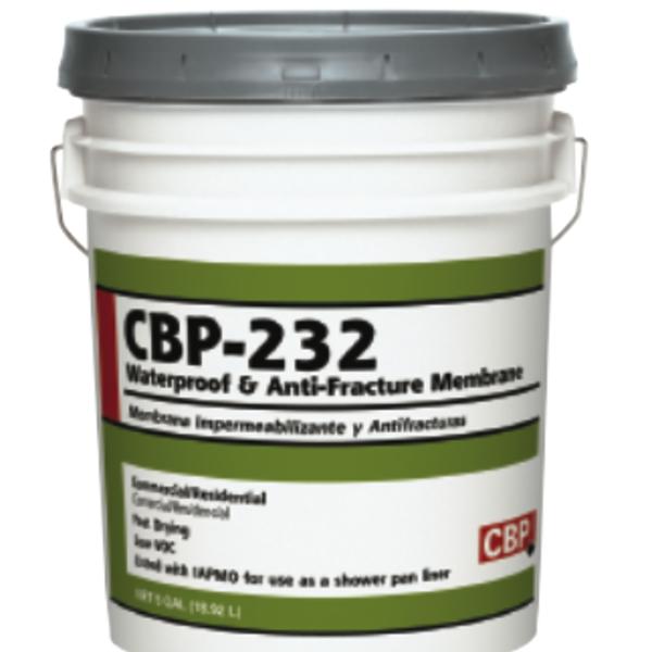 WATERPROOFING & ANTI-FRACTURE MEMBRANE - CBP-232