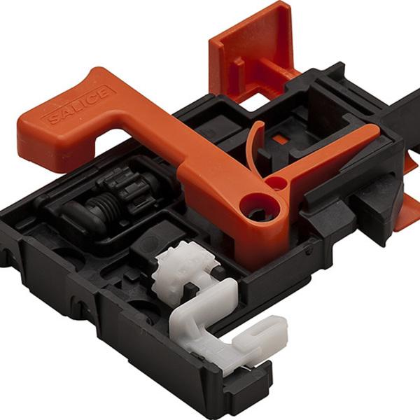 Drawer Slides - 6-Way Adjustable Clips for Salice Concealed