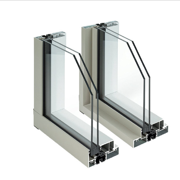 Doors and windows aa6400 6500 6600 thermal windows for Thermal windows prices