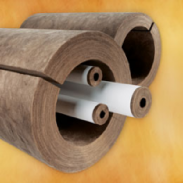 Commercial & Industrial Insulation - Earthwool 1000° Pipe