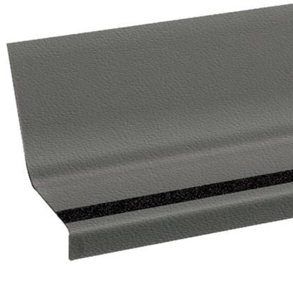 Resilient Stair Stringers and Risers - Rubber Risers