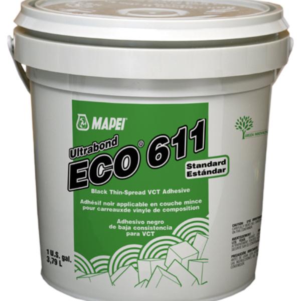 Resilient Flooring Adhesives - Ultrabond ECO 611 : Mapei : Pro