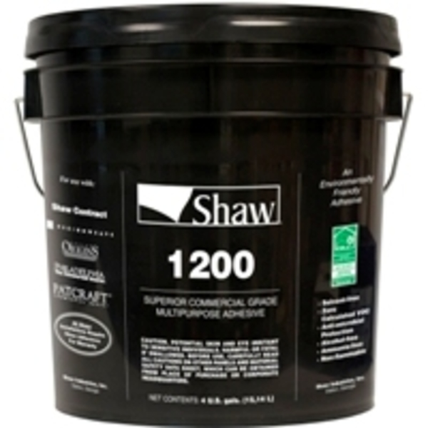 Adhesive Adhesive 1200 Shaw Contract Pro Material
