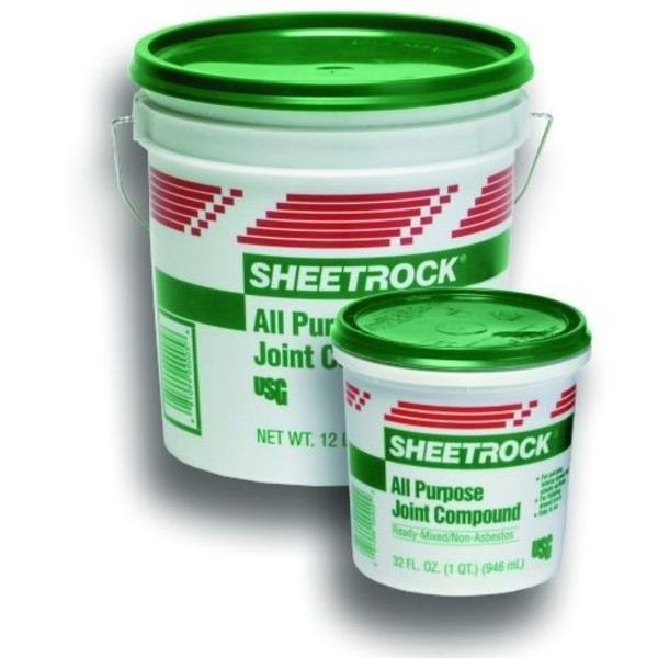 Usg Gypsum Plaster : Joint compounds sheetrock brand all purpose