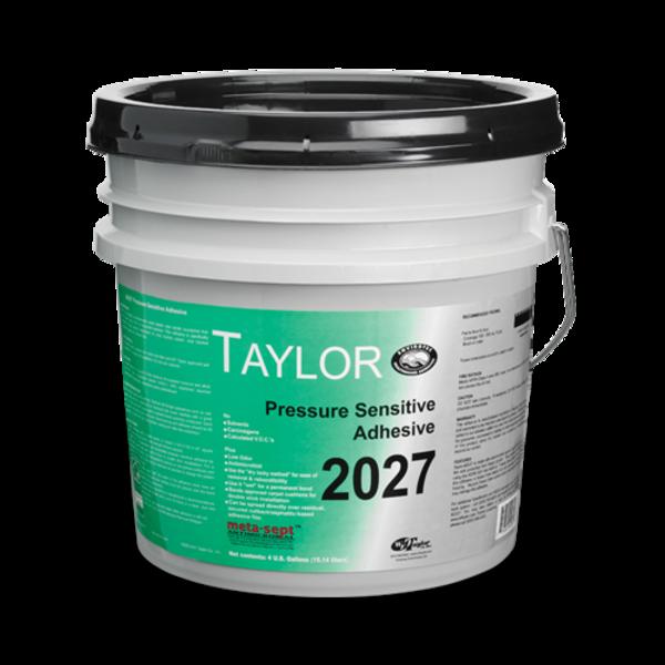 Adhesive - 2027 Pressure Sensitive Adhesive : W F  Taylor